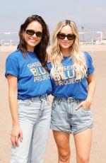 AMANDA STANTON Cleanup with World Surf League Pure and Wildcoast at Zuma Beach in Malibu 07/23/2021