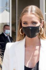 AMANDINE PETIT at Martinez Hotel at 2021 Cannes Film Festival 07/06/2021