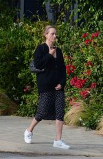 AMBER VALLETTA Out and About in Los Angeles 07/25/2021
