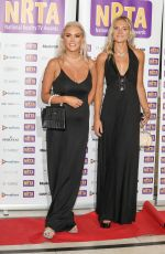 AMELIA MIST and MILLIE MELLUISH at National Reality TV Awards Afterparty in London 07/22/2021