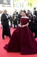 AMY JACKSON at The Story of My Wife Screening at 74th Cannes Film Festival 07/14/2021