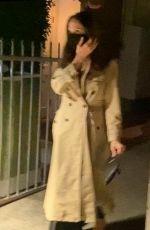 ANGELINA JOLIE Leaves Giorgio Baldi in Santa Monica 06/30/2021