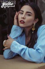 ANNA AKANA in Bello Magazine, July 2021