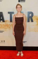ANNASOPHIA ROBB at Stillwater Premiere in New York 07/26/2021
