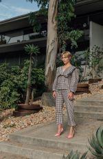 ANNASOPHIA ROBB for Rose & Ivy Magazine, July 2021