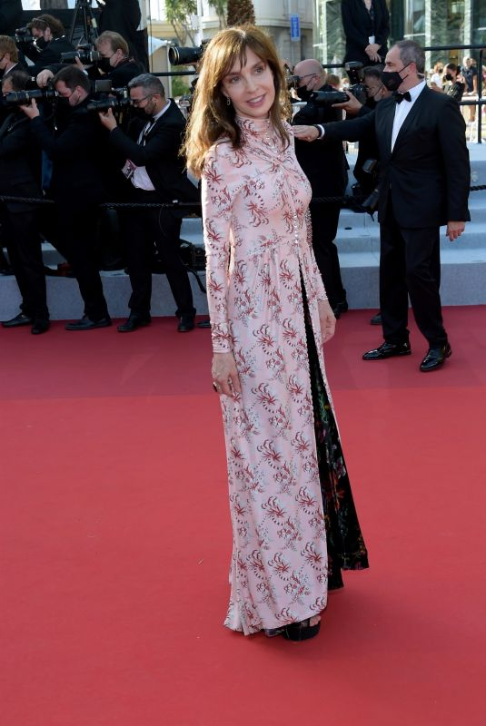 ANNE PARILLAUD at Tre Piani Screening at 74th Annual Cannes Film Festival 07/11/2021