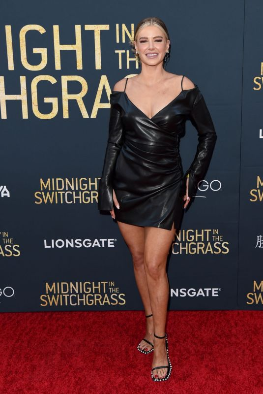 ARIANA MADIX at Midnight In The Switchgrass Special Screening in Los Angeles 07/19/2021