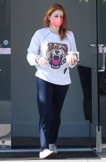 ARIEL WINTER Out Shopping in Los Angeles 07/22/2021