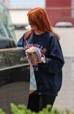 ARIEL WINTER Out Shopping in West Hollywood 07/13/2021