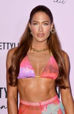 BARBIE BLANK at A Pretty Little Thing Hosts Plt x Winnie Harlow Event in Los Angeles 07/14/2021
