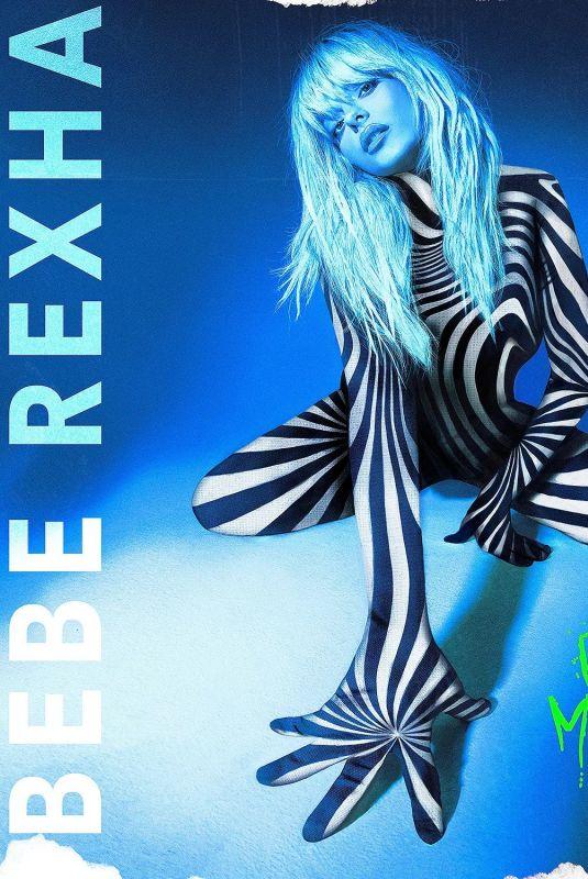 BEBE REXHA - Better Mistakes Promos, 2021