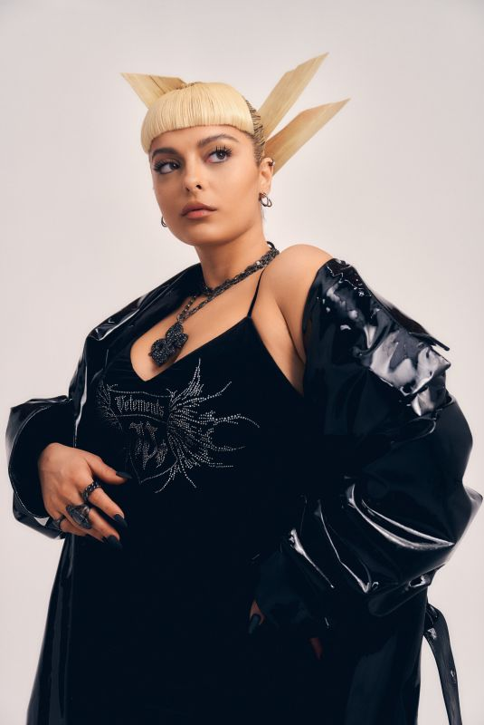 BEBE REXHA for Notion 89, Junew 2021
