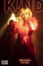 BEBE REXHA in Kind Magazine, 2021 Summer
