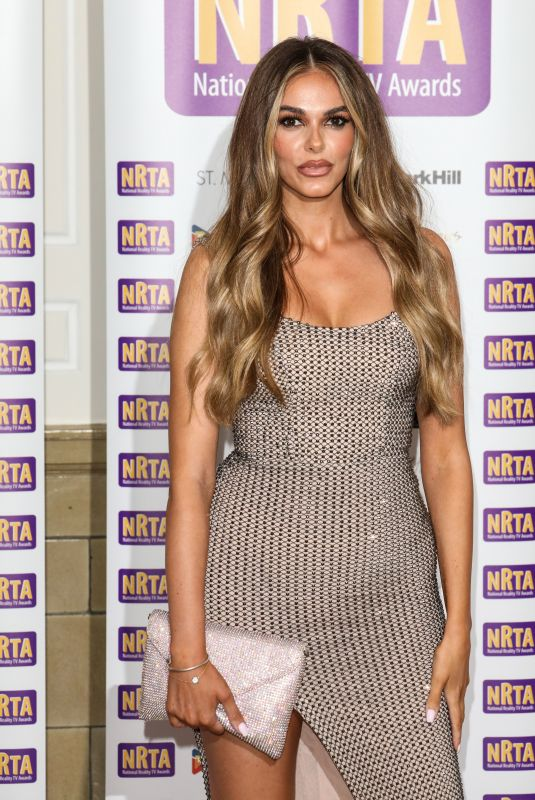 BETH DUNLAVEY at National Reality TV Awards Afterparty in London 07/22/2021