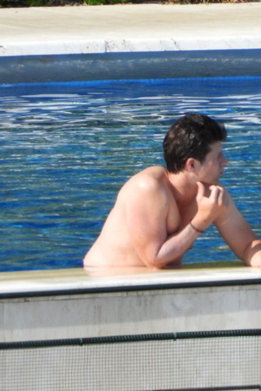 BETHENNY FRANKEL and Paul Bernonin on Vacation in Portofino 07/06/2021