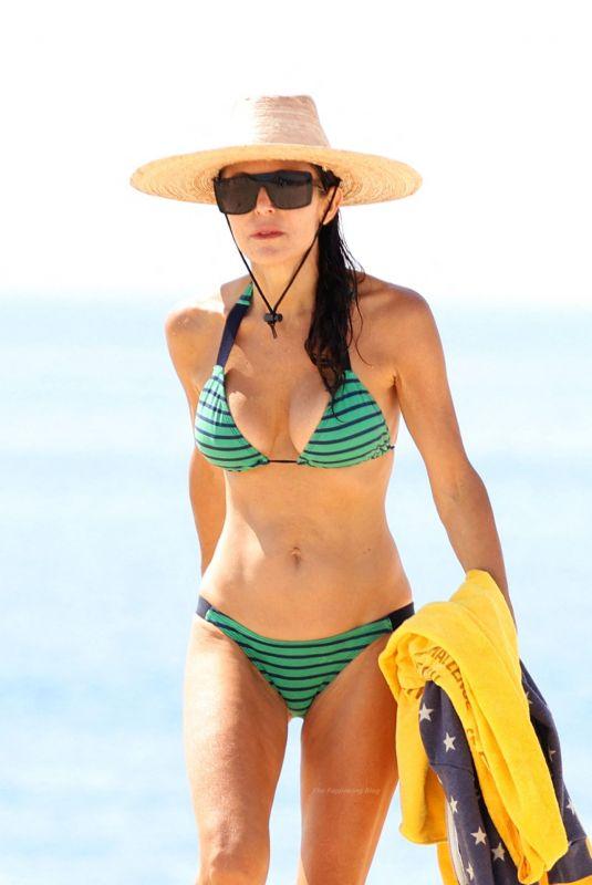 BETHENNY FRANKEL in Bikini at Sag Harbor Beach 07/24/2021