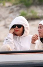BEYONCE on a Boat in The Hamptons 07/05/2021
