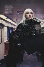BILLIE EILISH in Vogue Magazine, Australia August 2021 Issue