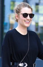 BLAKE LIVELY Out and About in New York 07/15/2021