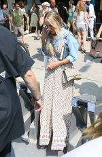 BRIDGET MOYNAHAN and SARAH JESSICA PARKER on the Set of And Just Like That in New York 07/27/2021