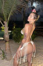 BRU LUCCAS in Bikinis - Instagram Photos 06/30/2021