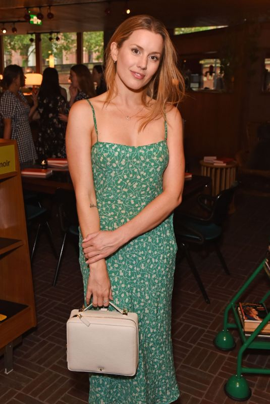 CAGGIE DUNLOP at Millennial Love by Olivia Petter Launch in London 07/20/2021