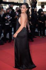 CAMELIA JORDANA at De Son Vivant Screening at 2021 Cannes Film Festival 07/10/2021