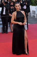 CAMELIA JORDANA at De Son Vivant Screening at 74th Annual Cannes Film Festival 07/10/2021