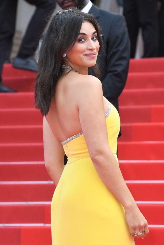 CAMELIA JORDANA at The French Dispatch Screening at 2021 Cannes Film Festival 07/12/2021