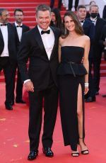 CAMILLE COTTIN at Stillwater Screening at 74th Annual Cannes Film Festival 07/08/2021