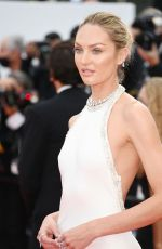 CANDICE SWANEPOEL at Tout S