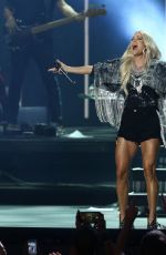CARRIE UNDERWOOD Performs at CMA Summer Jam at Ascend Amphitheater in Nashville 07/27/2021