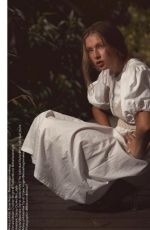 CHARLIZE WRIGHT in Intra Magazine, June 2021
