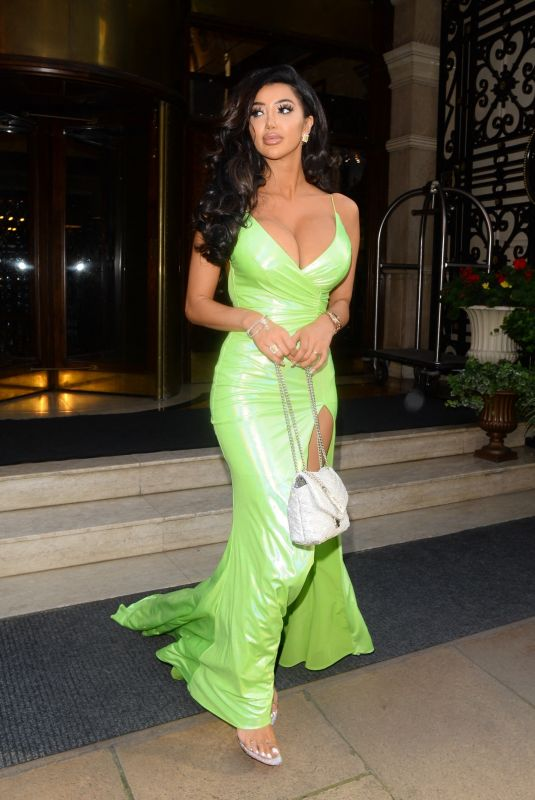 CHLOE KHAN at National Reality TV Awards Afterparty in London 07/22/2021