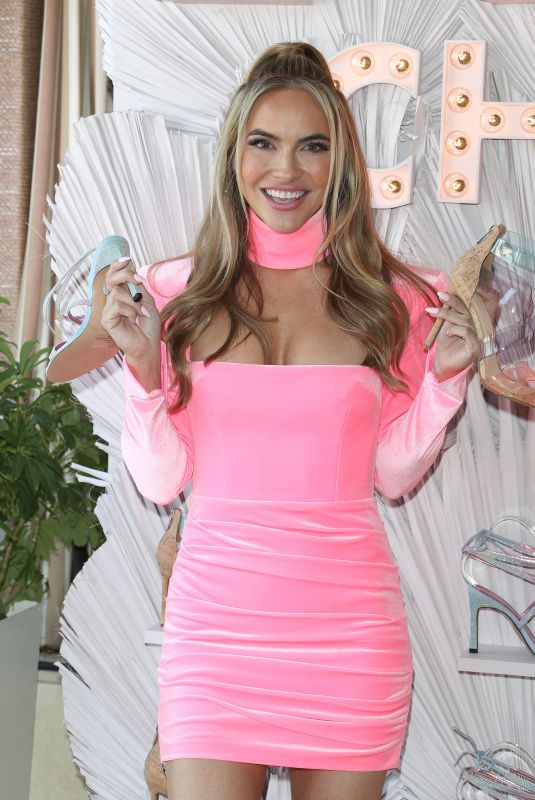 CHRISHELL STAUSE Celebrates Her DSW Fun, Flirty Capsule Collection in Los Angeles 07/14/2021