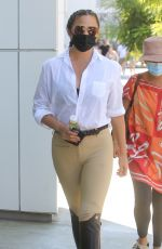 CHRISSY TEIGEN Out Shopping for Sunglasses in West Hollywood 07/20/2021