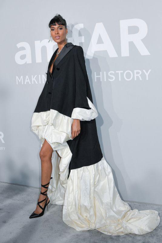 CINDY BRUNA at Amfar Cinema Against Aids Gala at Cannes Film Festival 07/16/2021