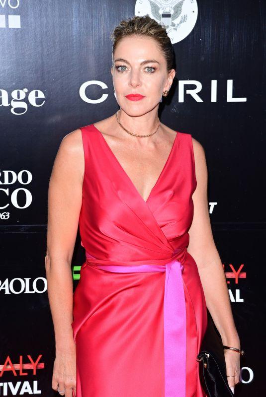 CLAUDIA GERINI at 2021 Filming Italy Festival 07/25/2021