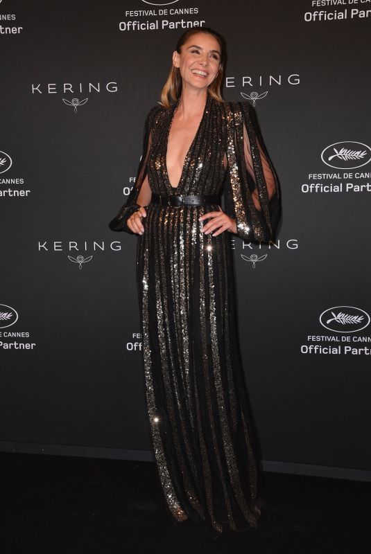 CLOTILDE COURAU at Kering Women In Motion Awards at 74th Cannes Film Festival 07/11/2021