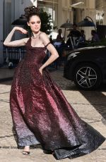 COCO ROCHA at Hotel Martinez at 2021 Cannes Film Festival 07/13/2021