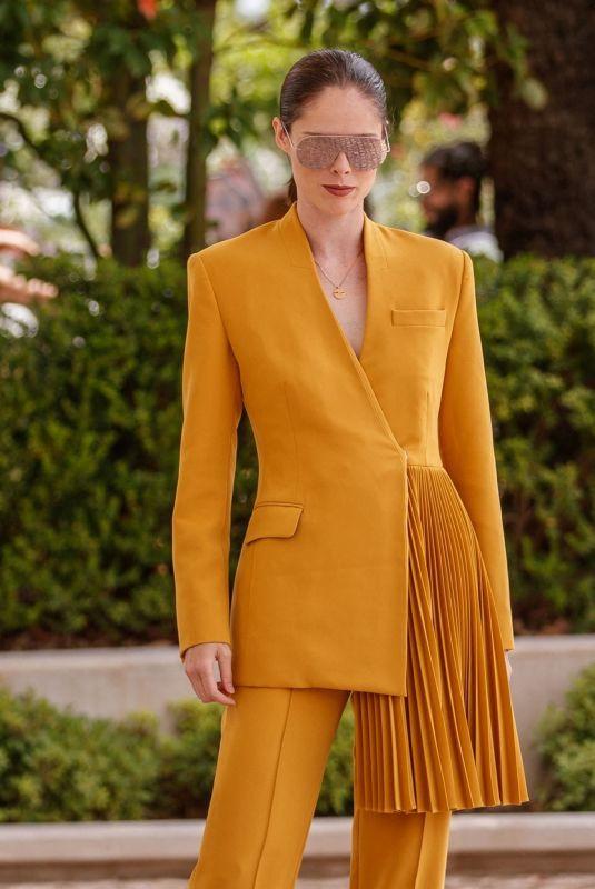 COCO ROCHA at Martinez Hotel in Cannes 07/12/2021