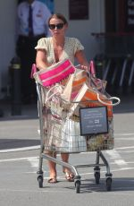 COLEEN ROONEY Out Shopping in Wilmslow 07/20/2021