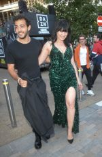 DAISY LOWE at DAZN Matchroom in London 07/27/2021