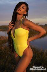 DANIELLE HERRINGTON in Sports Illustrated Swimsuit 2021