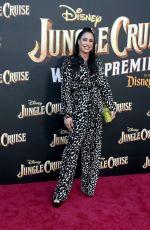 DANY GARCIA at Jungle Cruise Premiere at Disneyland in Anaheim 07/24/2021