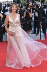 DELPHINE WESPISER at Aline, The Voice of Love Screening at 74th Cannes Film Festival 07/13/2021