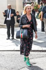 DENISE VAN OUTEN Out and About in London 07/13/2021