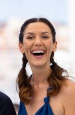 DORIA TILLIER at Talents Adami Photocall at 74th Annual Cannes Film Festival 07/13/2021