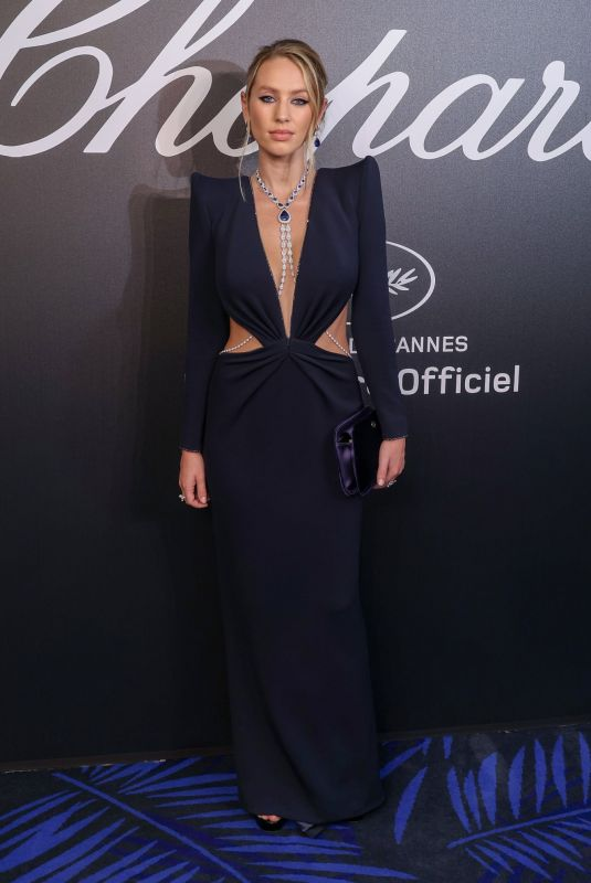 DYLAN PENN at Chopard Gentleman's Evening at 2021 Cannes Film Festival 07/12/2021