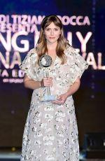 ELIZABETH OLSEN at Filming Italy Festival in Santa Margherita di Pula 07/22/2021